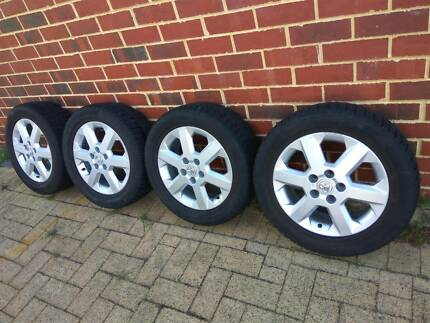 "16"" Genuine Holden Opel Wheels, center bore: 65.1 mm, 5x110"