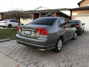 2004 Honda Civic NO RUST, NEW BRAKES, TIRES ETC..