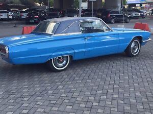 Ford thunderbird 1965 prix pour vendre