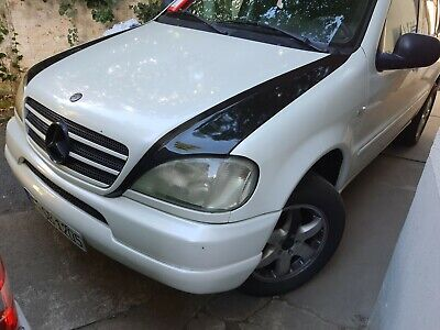 Mercedes ml 320 w 163 245 PS + US Reimport viele ExTraS