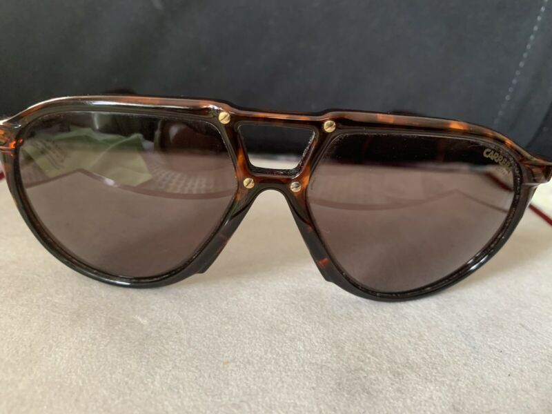 "Nos Carrera - ""Ultrasogth"" - Rare Vintage Sunglasses - Austria 80s -"