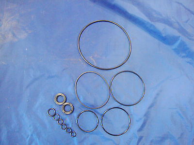 2000 3000 3910 4610 5000 5600 FORD TRACTOR POWER STEERING PUMP SEAL KIT 🎯 for sale  Shipping to India