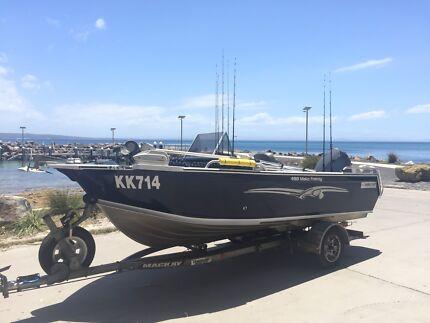 Mako craft Frenzy 490 SC