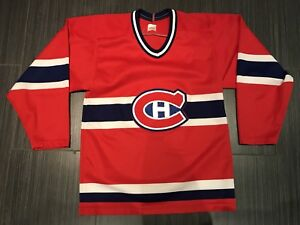 CCM Montreal Canadiens Hockey Jersey