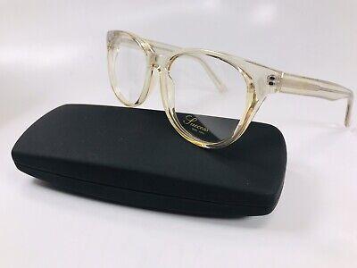 New Designer Inspired SUCCESS SS-126 Crystal Sand Eyeglasses 52mm with (Knock Off Designer Eyeglass Frames)