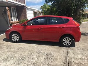 Hyundai Accent 2014 Everton Park Brisbane North West Preview