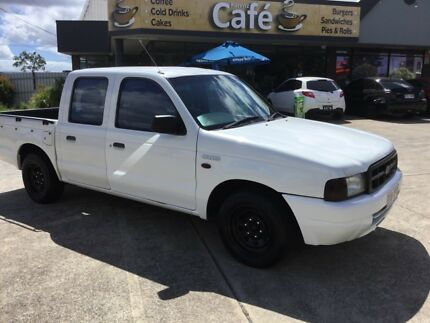 1999 Ford Courier Ute Automatic Underwood Logan Area Preview