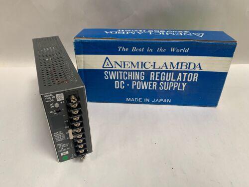 UNUSED Nemic Lambda VHR-10-15/5G Switching Power Supply (C20)