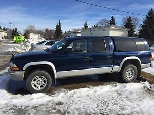 Dodge Dakota 2001 Quad Cab SLT