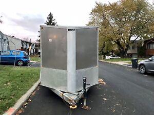 Remorque trailer CargoPro V-Nose 12 pieds