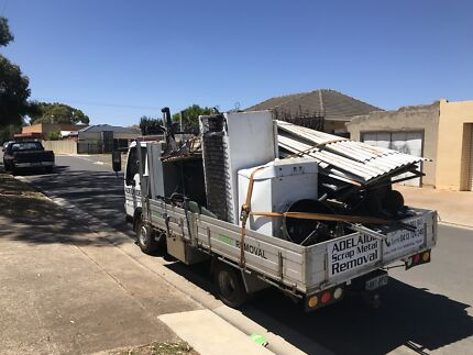 Adelaide scrap metal removal (Free)