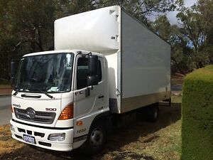 Quick As A Flash Transport / Removalist Armadale Armadale Area Preview