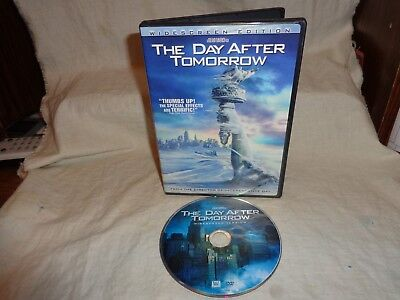 THE DAY AFTER TOMORROW--DENNIS QUAID--JAKE GYLLENHAAL--DVD--L@@K