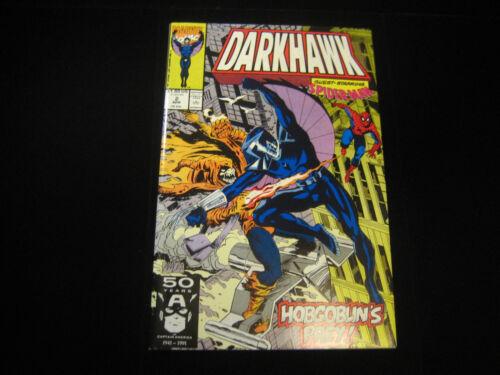 Darkhawk #2 (Apr 1991, Marvel) HIGH GRADE