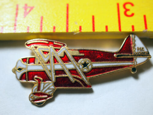 Aircraft Airplane Pin   Police ?