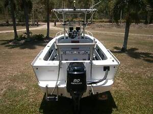 Complete Fishing Boat Ingham Hinchinbrook Area Preview