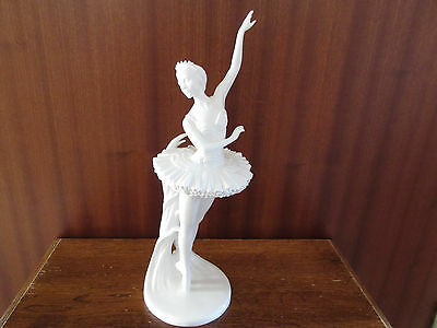 Margot Fonteyn Figurine as Odile in the ballet 'Swan Lake'. Perfect condition