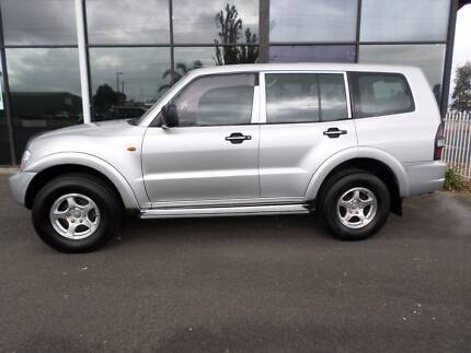 2001 Mitsubishi Pajero SUV Traralgon East Latrobe Valley Preview