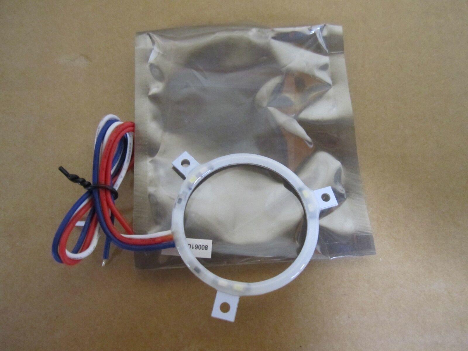 2pc led speaker rings for polk marine