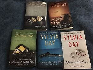Sylvia Day books
