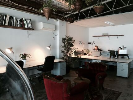 4 Desks Left To Lease At The Brilliant Building Creative Space! Waterloo Inner Sydney Preview