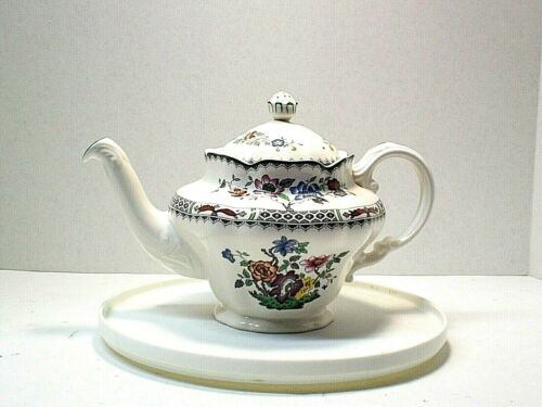 Spode Imperialware - Chinese Rose - Teapot