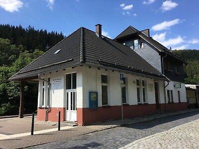 Bahnhof,Wohnhaus,Denkmal,Kapitalanlage,Alleinlage