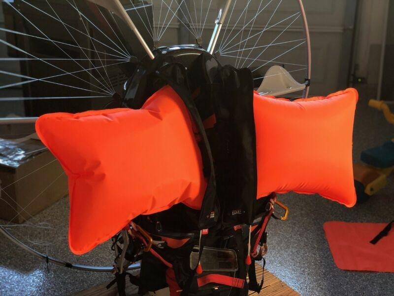 Brand NEW  PPG Smoke Paramotor Smoke System V2 Trike Ultralight Airplane Exhaust