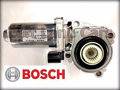 BMW Transfer Case Shift Actuator Motor e53 X5 e83 X3 BRAND NEW GENUINE BOSCH