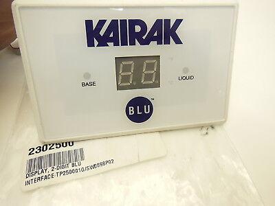Kairak Blu Display Interface 2 Digit Tp250001g