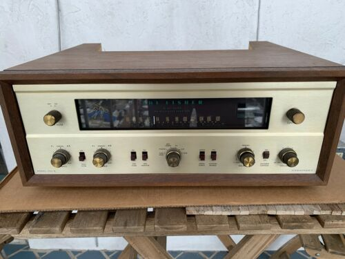 Fisher 500B Tube Receiver