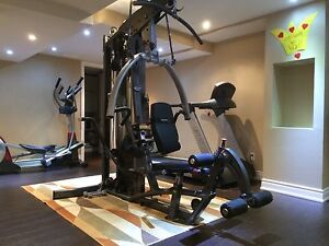 Home Workout machine by body solid fusion 600