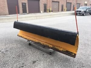 8.5' Arctic Snowplow and Lighting Attachments
