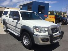 2007 Mazda BT50 4x4 Automatic Diesel Ute Ormiston Redland Area Preview