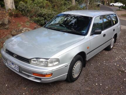 1994 Toyota Camry Wagon Greensborough Banyule Area Preview