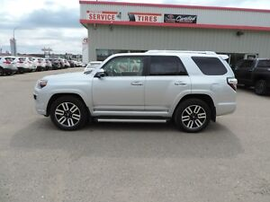 2016 Toyota 4Runner SR5 Limited, Local One Owner, Lease Retur...