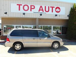 2004 Ford Freestar Limited LEATHER, ALL THE OPTIONS!