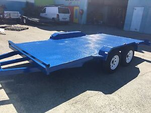 NEW 15FT HEAVY DUTY CAR CARRIERS 2TON! NOT IMPORTED NOT IMPORTED! Toowoomba Region Preview