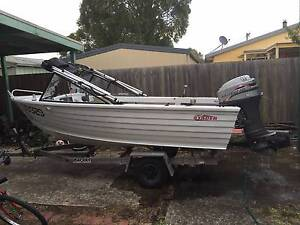 Stacer 4.0M Seahawk - Ready to Go! Brunswick Moreland Area Preview