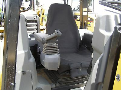 Equipment Seat Cover - Mid Back - 25