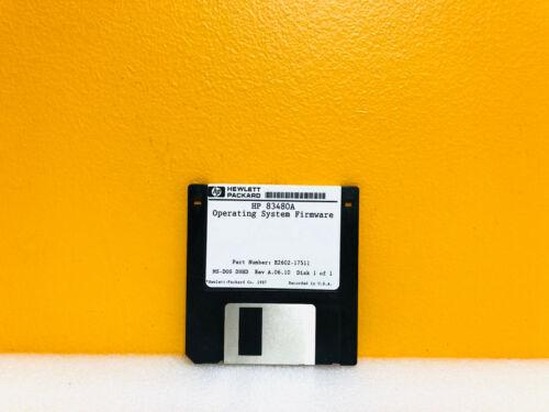 HP / Agilent E2602-17511 (Rev:A.06.10) 83480A Operating System Firmware. New!