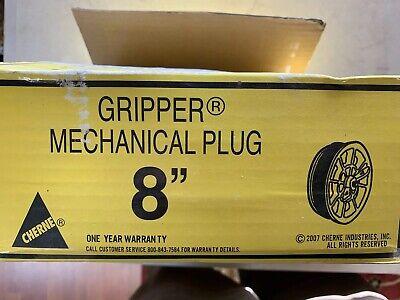 8 Cherne Mechanical Gripper Plug P270-280