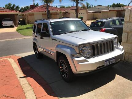 2011 Jeep Cherokee Limited 70th Anniversary **12 MONTH WARRANTY** West Perth Perth City Area Preview
