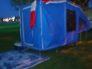 Time Out Tent Trailer