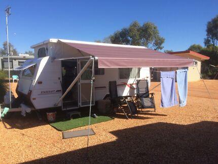Bargan pop top caravan for sale