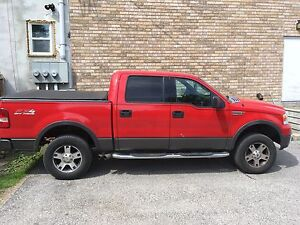 Ford F-150 fx 4