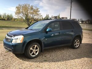 !!2007 Chevrolet Equinox LT AWD loaded!! DVD, ROOF!