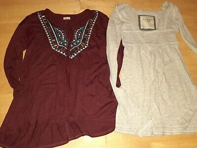 Womens Size Small Abercrombie ,Hollister Clothing Lot Tops Pre-Owned