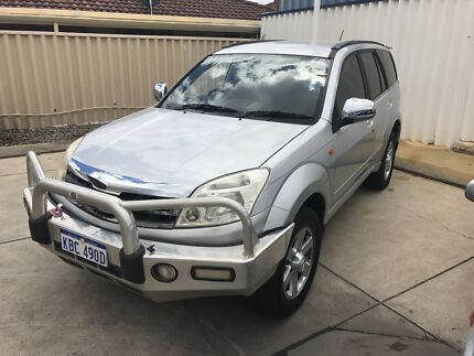 2010 Great Wall X240 SUV Full Service History Victoria Park Victoria Park Area Preview