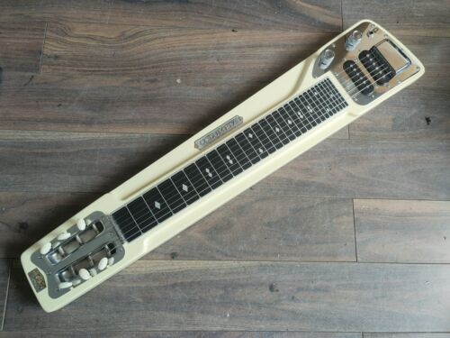 1970's Columbus (by Guyatone) CEG-533 Vintage Lap Steel (Made in Japan)